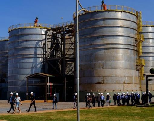Centro-Oeste é responsável por 95% da oferta nacional de etanol de milho, de acordo com a Conab. Foto: Governo de Mato Grosso