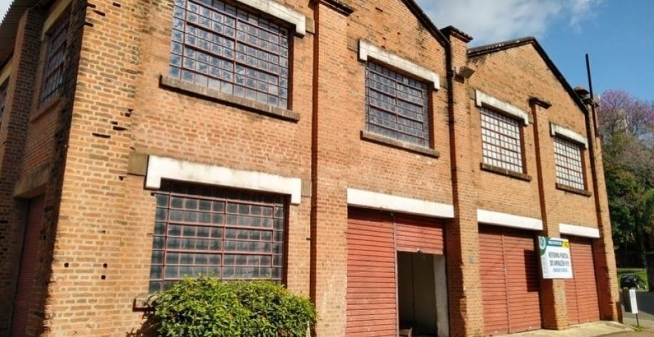 Fachada dos remanescentes do Engenho Central em Piracicaba (SP) (Foto: Comunicação SemacTur/Divulgação)