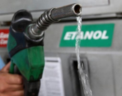 Consumo de etanol hidratado cai 16,7% no primeiro semestre