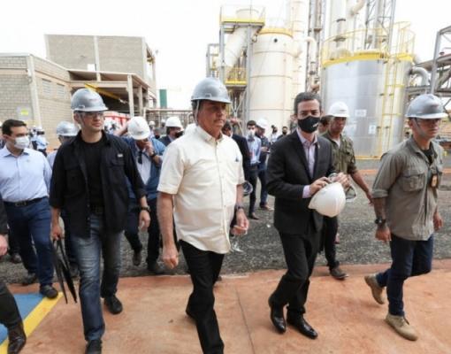 Bolsonaro diz que acabou com os 'pacotes de maldades' para o agronegócio