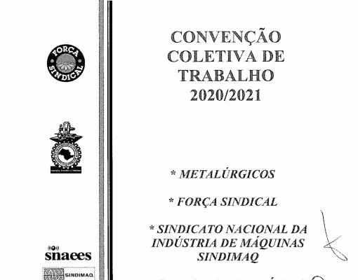 METARLÚRGICOS TERÃO REAJUSTE DE 4,77%.