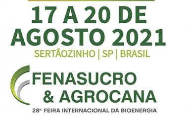 FENASUCRO 2021 TERÁ HUB TECNOLÓGICO