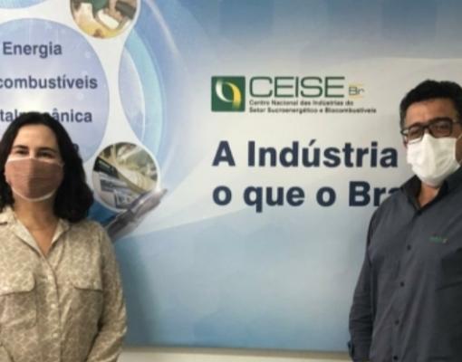 CEISE Br E BANCO DE SANGUE DE SERTÃOZINHO CELEBRAM PARCERIA PARA SALVAR VIDAS