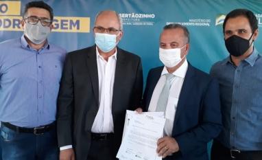 MINISTRO ROGÉRIO MARINHO É CONVIDADO PAR ABERTURA DA FENASUCRO & AGROCANA 2021